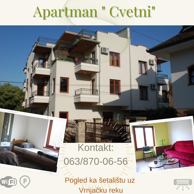 Apartman Cvetni
