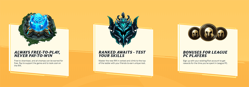 It is free-to-play and has Ranked mode as well