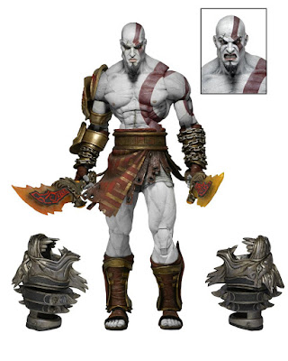 Anteprima di Kratos tratto da God Of War