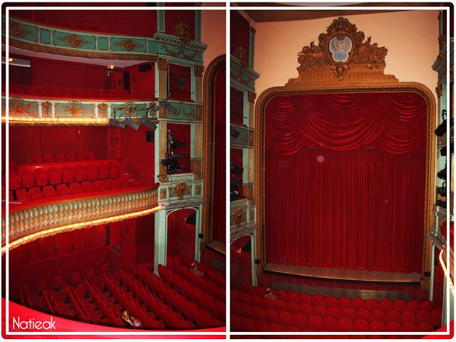 théâtre parisien