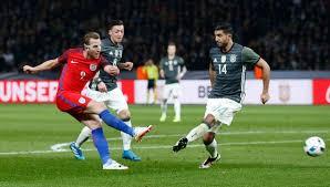 Germany – England