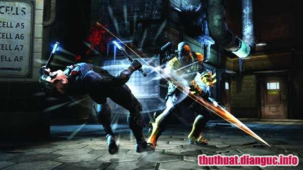 Tải Game Injustice: Gods Among Us Ultimate Edition Full Crack, Tải game Injustice Gods Among Us Ultimate Edition miễn phí
