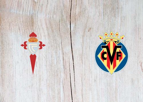 Celta Vigo vs Villarreal -Highlights 08 January 2021