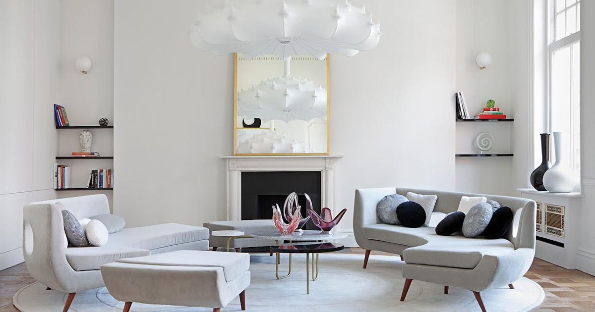 Apartamento en londres by estudio de teresa sapey revista dolcevita - Apartamento en londres ...