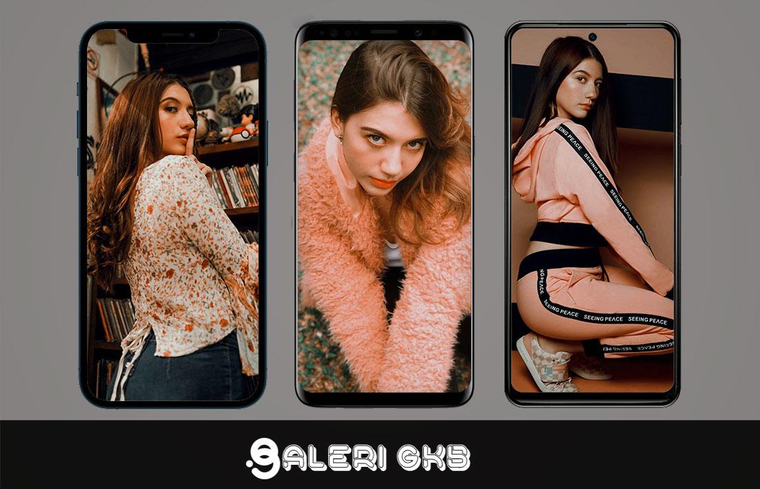 19 Beautiful and Sweet Girls Wallpaper Images 4K for iPhone and Android | Koleksi Foto Wallpaper Cewek Cantik
