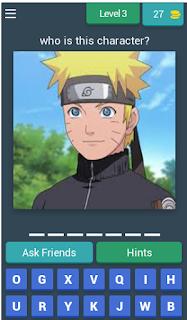 تحميل لعبة انمي كويز Anime Quiz لعبة ذكاء اوتاكو للاندرويد لعبة اختبار الاوتاكو