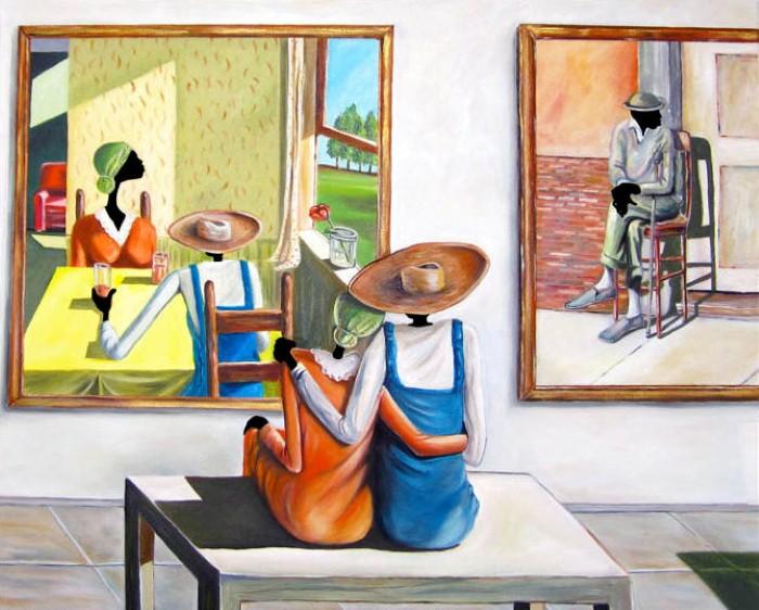 Современные художники Америки. Elginia McCrary 15