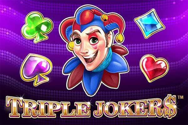 Main Gratis Slot Demo Triple Jokers (Pragmatic Play)