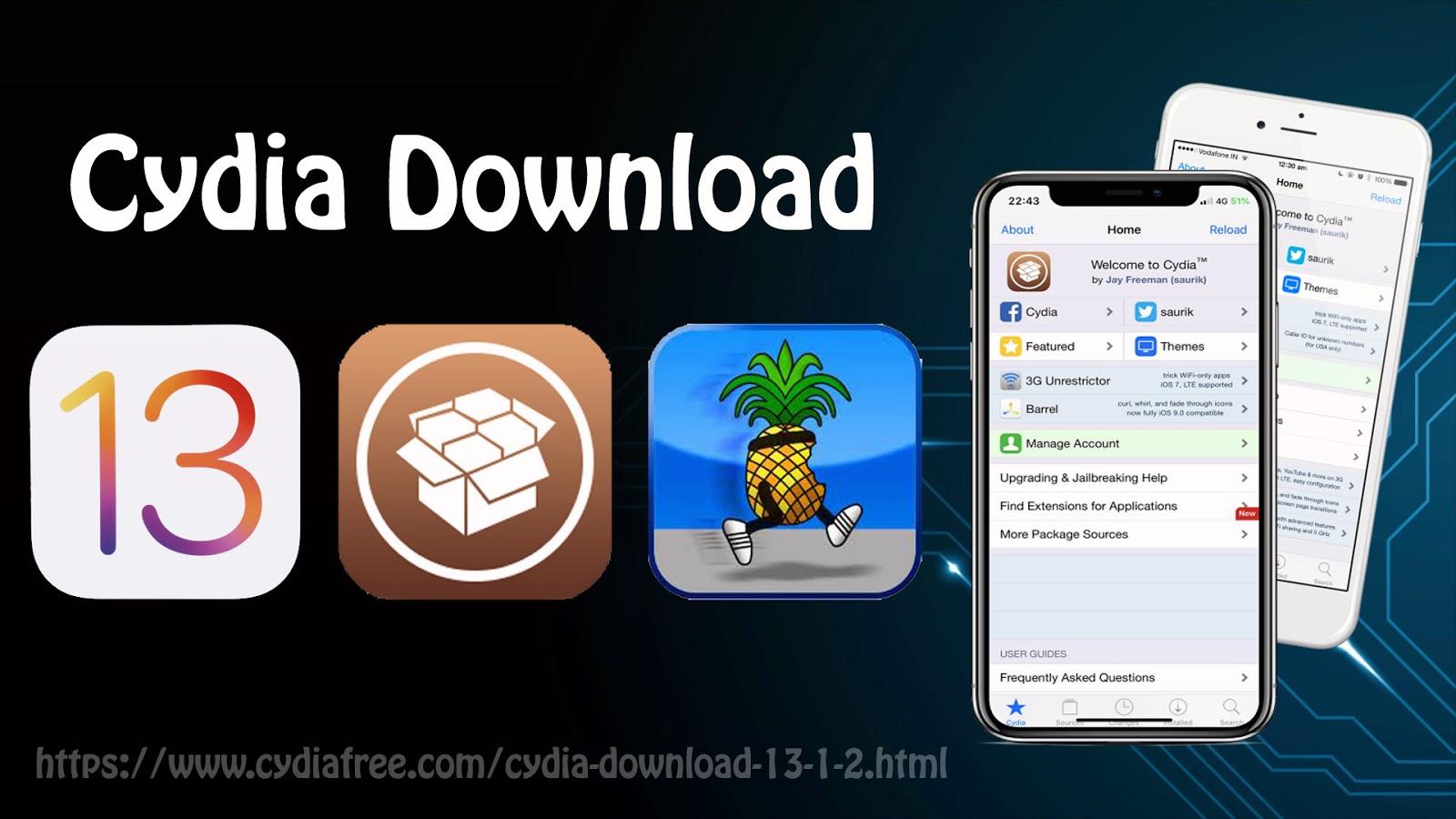 Beginners' Guide to Cydia Download iOS 13 | Jailbreak iOS 13 ...