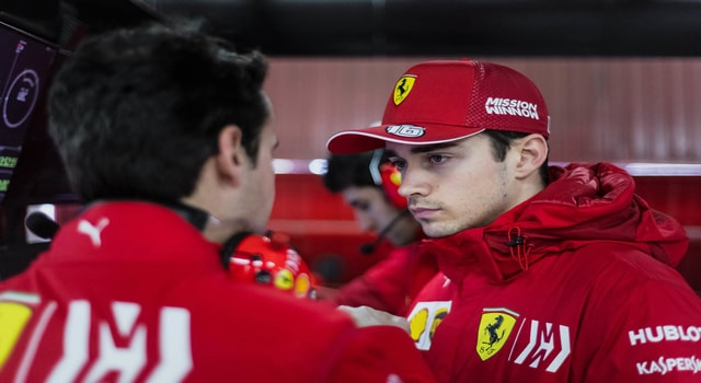Charles Leclerc: I just want to be the best