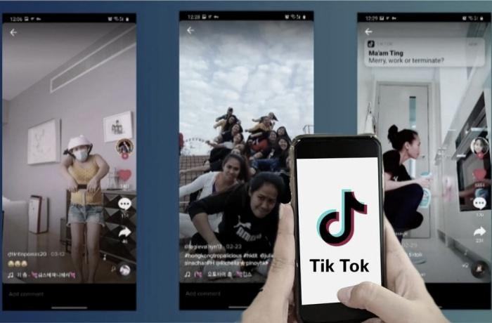 TikTok, Aplikasi Penghilang Stress Bagi Buruh Migran Telah Enyah dari Hong Kong