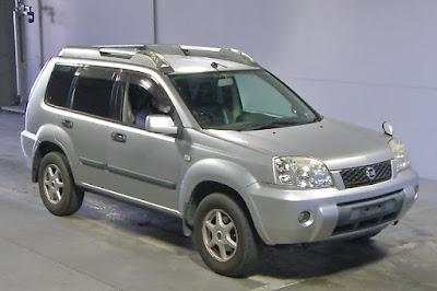 19525A1N9 2006 Nissan X-trail 4WD