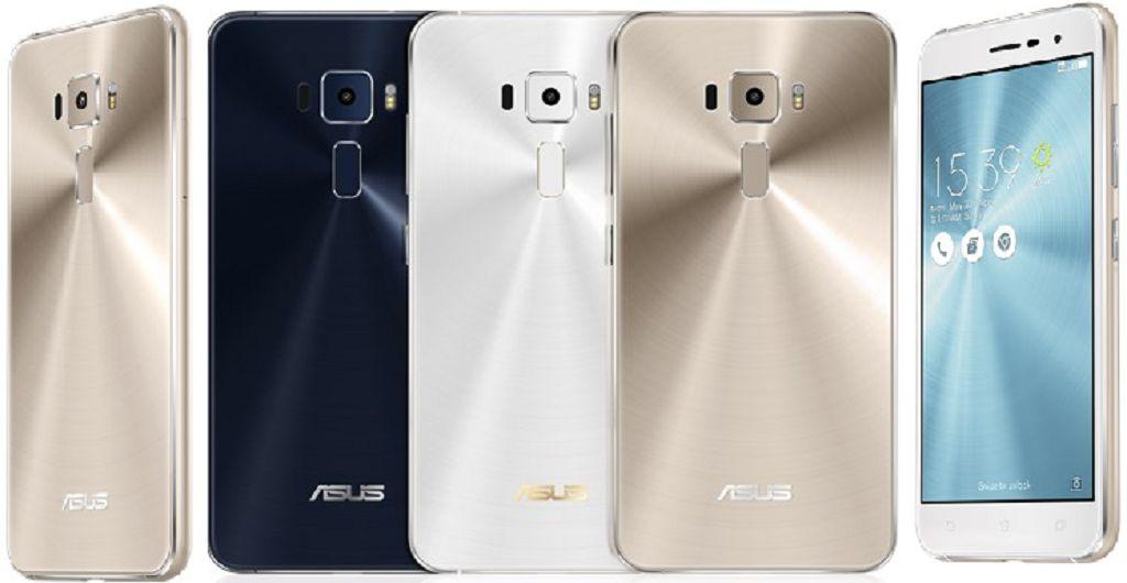 Hp Asus ZenFone 3 (ZE520KL) (2016) beserta harga dan Spesifikasi