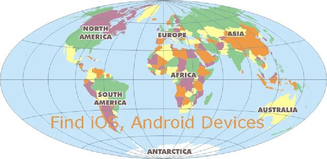 تنزيل Find iPhone, Android Devices, xfi Locator Lite  تطبيق تتبع الهواتف