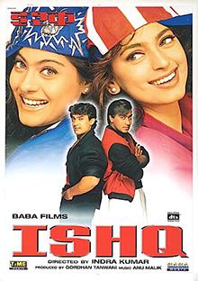 Ishq (1997) Full Movie Watch Online Movies