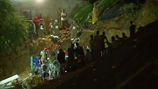 Sobe para nove o número de mortos por conta das chuvas no Grande Recife