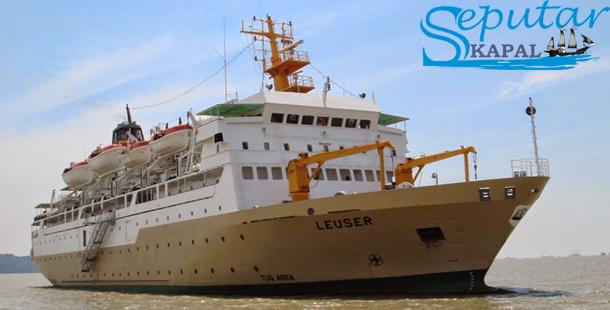 Kapal Pelni LEUSER