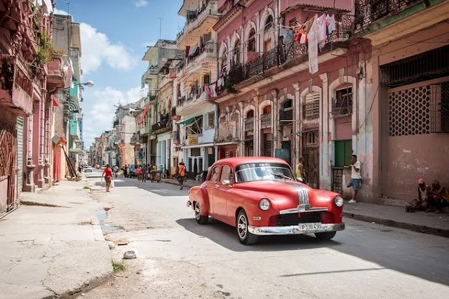 Cuba and things waiting for visitors when exploring Central America