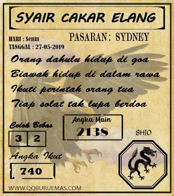 SYAIR SYDNEY 27-05-2019