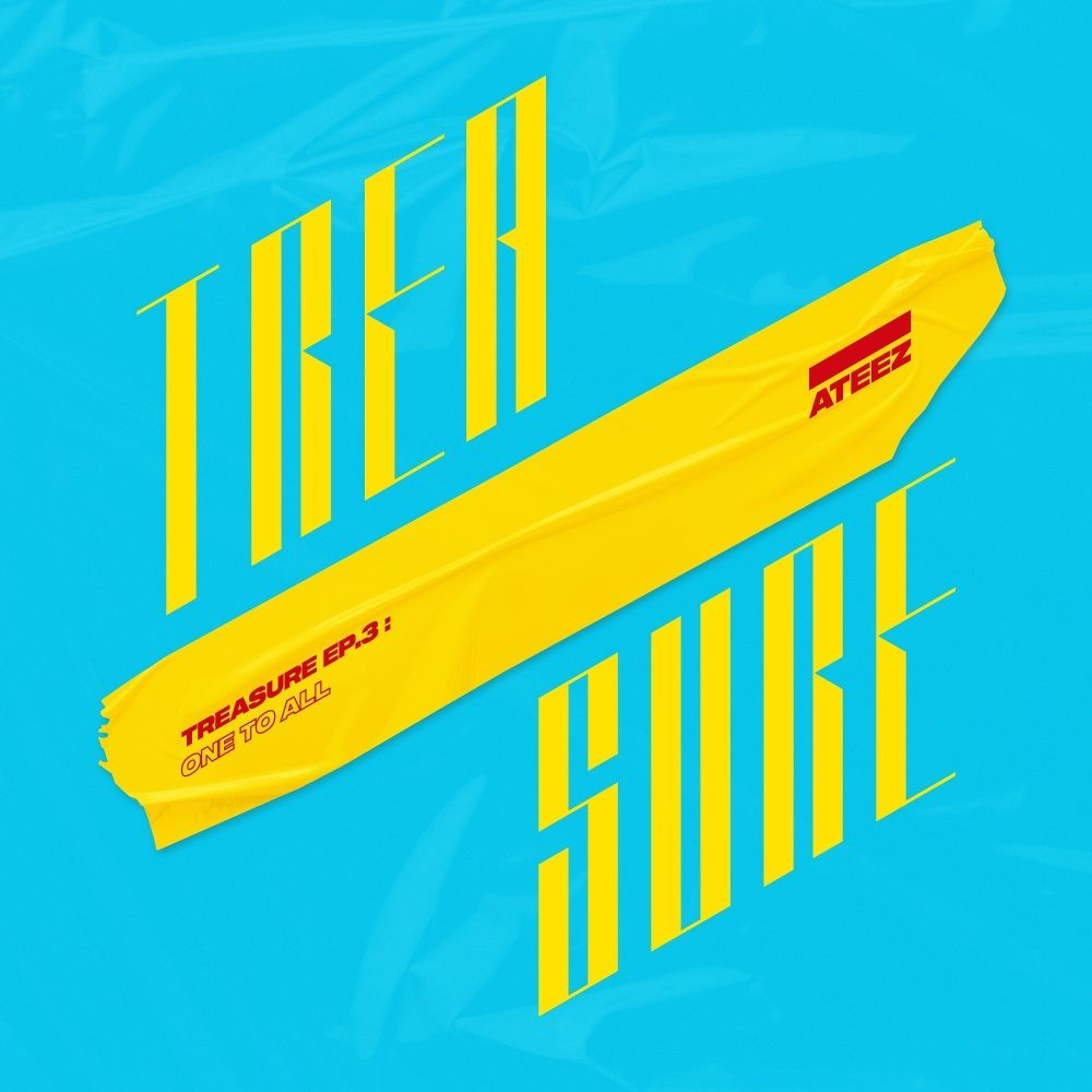 ATEEZ – TREASURE EP.3 : One To All – EP