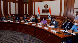 14th India Singapore Defence Policy Dialogue (DPD)