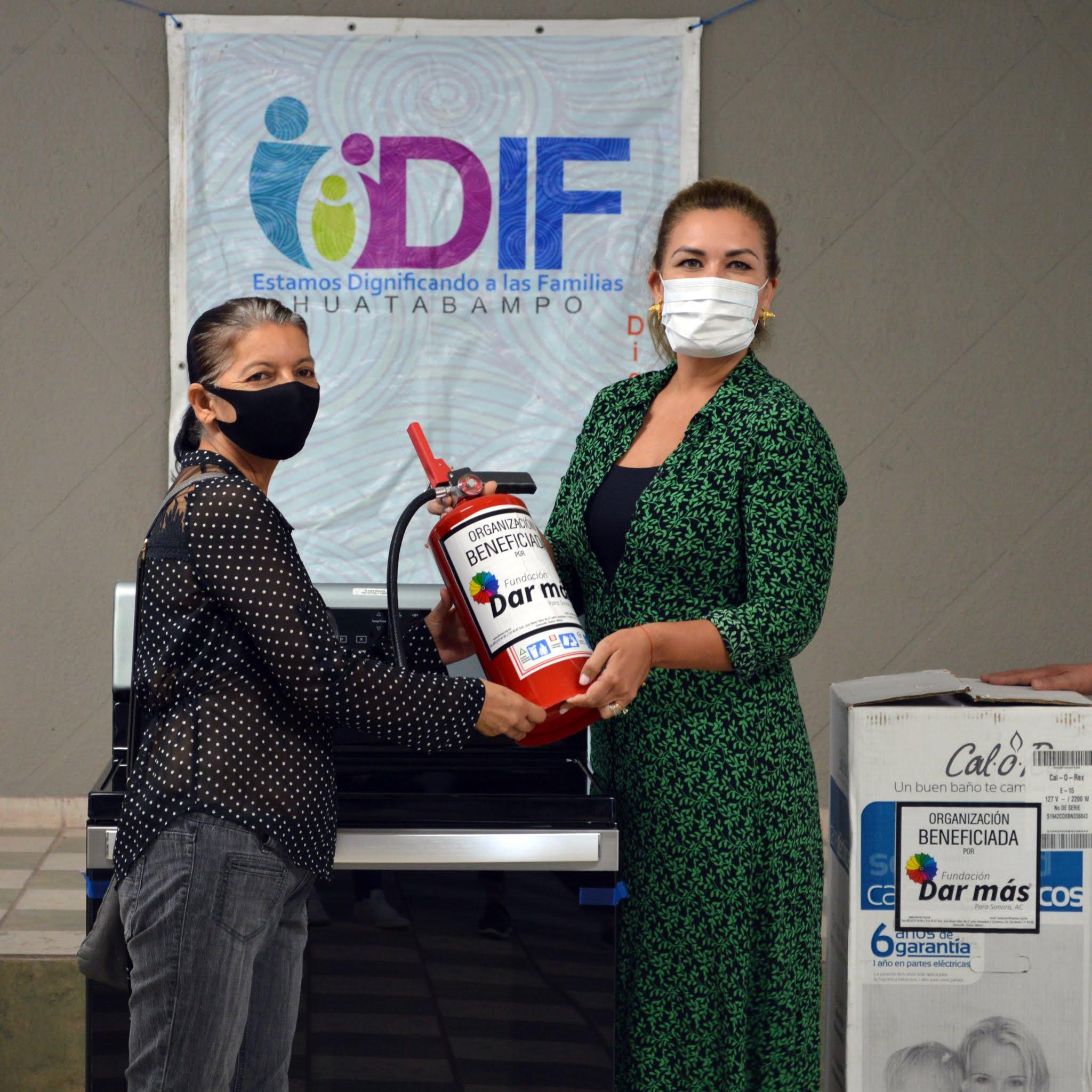 Presidenta de DIF Huatabampo, Sagrario Montaño gestiona y consigue ...