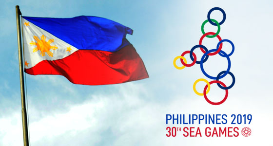 Philippines At The 30th Southeast Asian Sea Games 2019