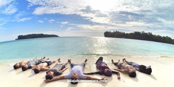 akomodasi wisata private trip pulau harapan