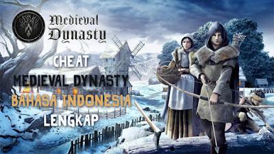 Trainer Game Medieval Dynasty Terbaru