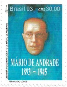 Selo Mário de Andrade