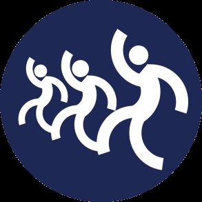 Icon Logo Senam Asian Games 2018
