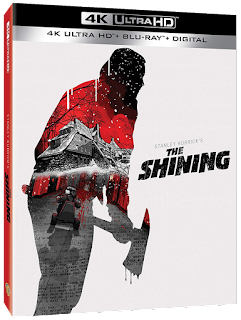 The 4K UHD release of Stanley Kubrick's THE SHINING is our Pick of the Week!