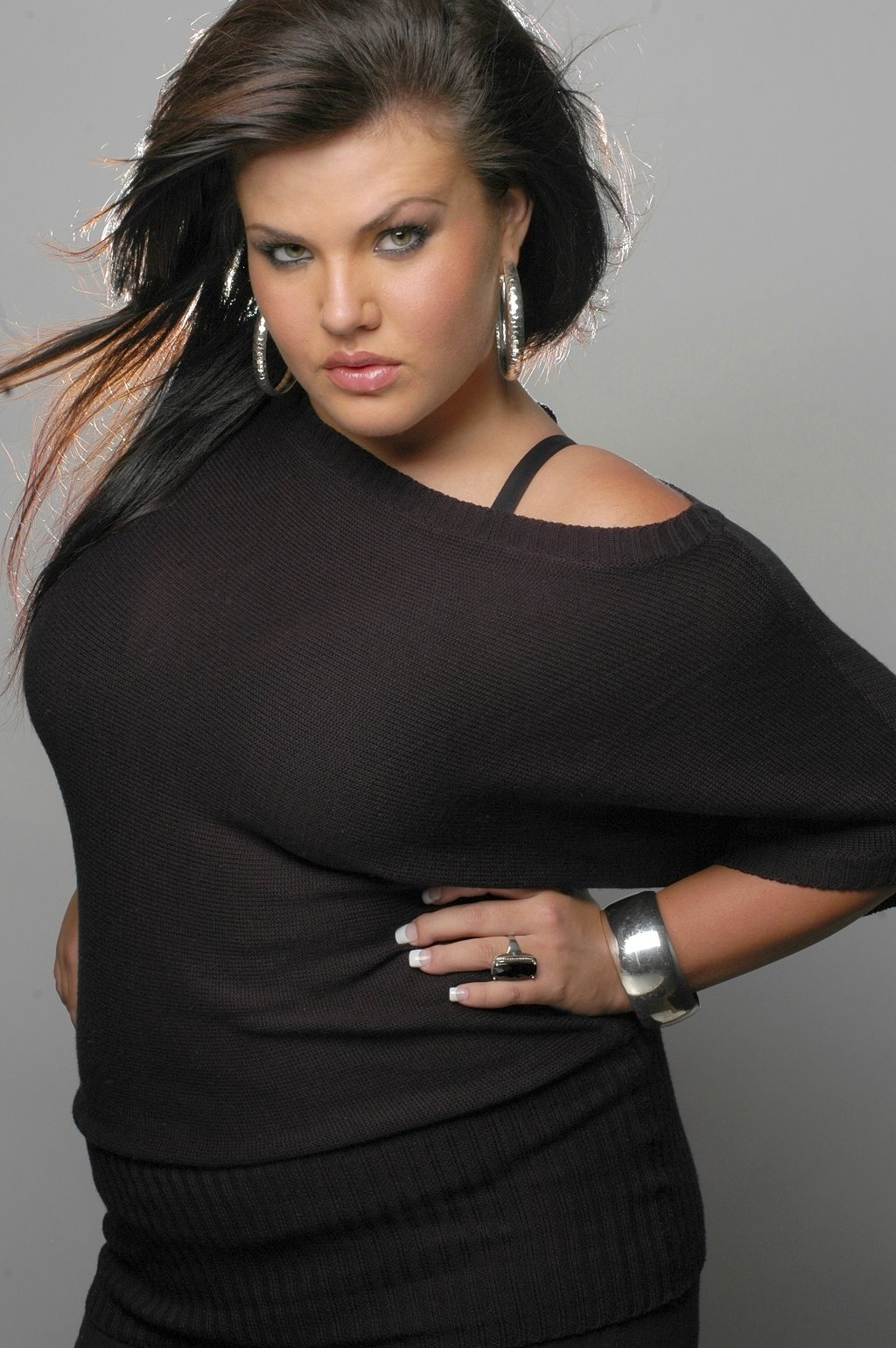 Hot plus size indian women