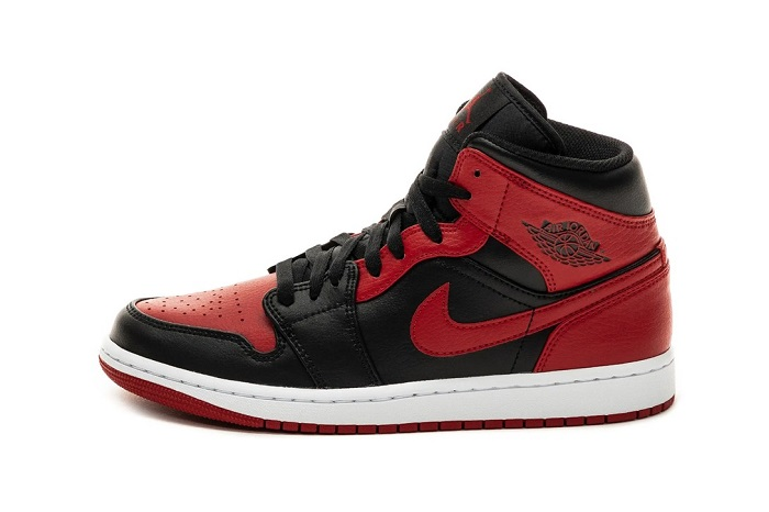 Air Jordan 1 Mid Banned Colour and Design