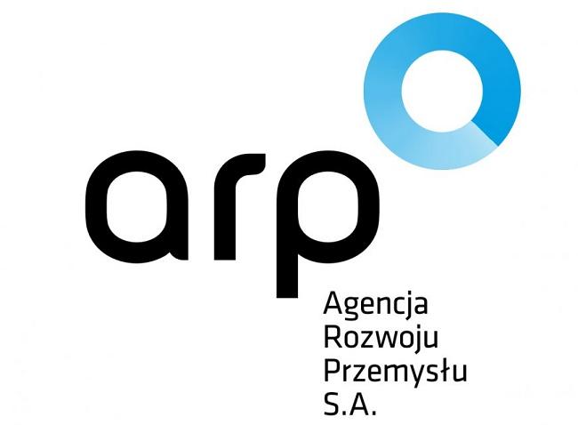 Logo Agencji Rozwoju Przemysłu
