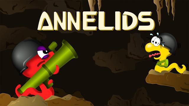 تحميل لعبة Annelids: Online battle v1.113.8