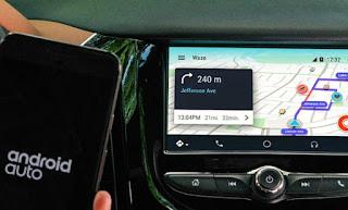 Connetti Android Auto