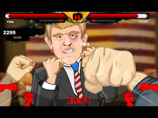 Beat Up Trump