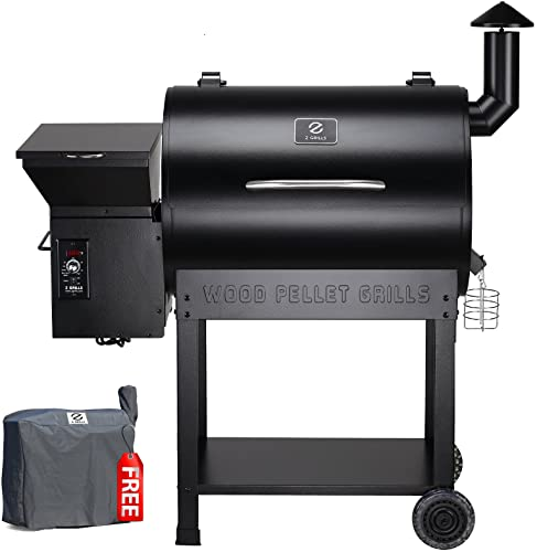 z grills 7002b 2020 upgrade pellet grill and smoker