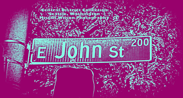 John Street, Seattle, Washington by Mistah Wilson