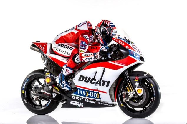 Ducati Corse MotoGP Team 2017 Di Lancarkan Di Itali