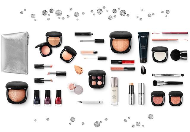 kiko cosmetics navidad 2018
