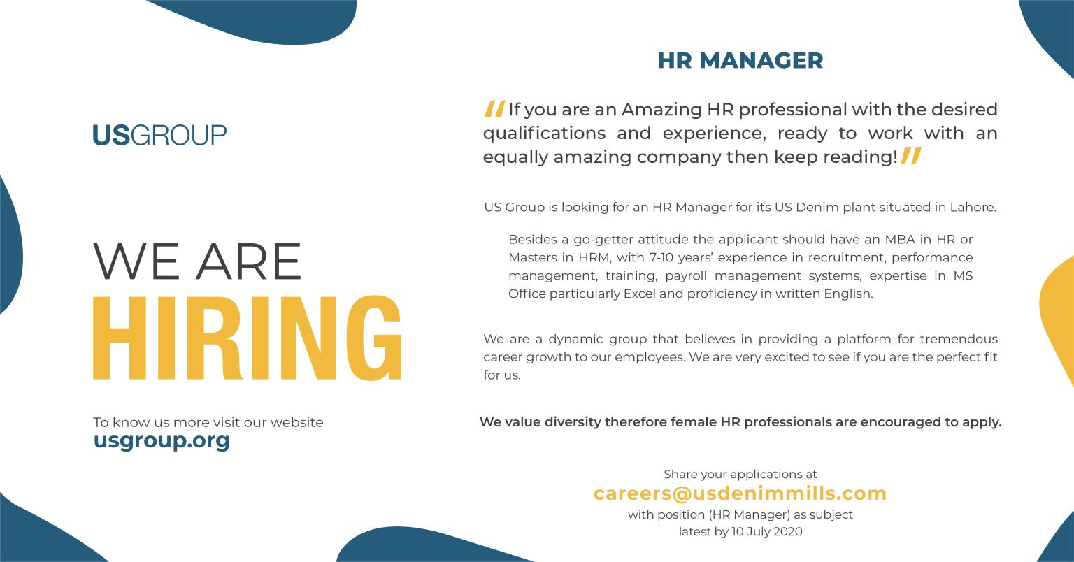 hr-manager-usgroup-lahore