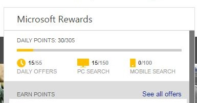 Simply Shoeboxes: Microsoft Rewards: Earn Free Gift Cards