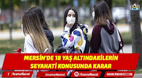 Mersin Haber, Koronavirüs, MERSİN Valisi Ali İhsan Su,