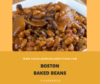 Boston Baked Bean Casserole