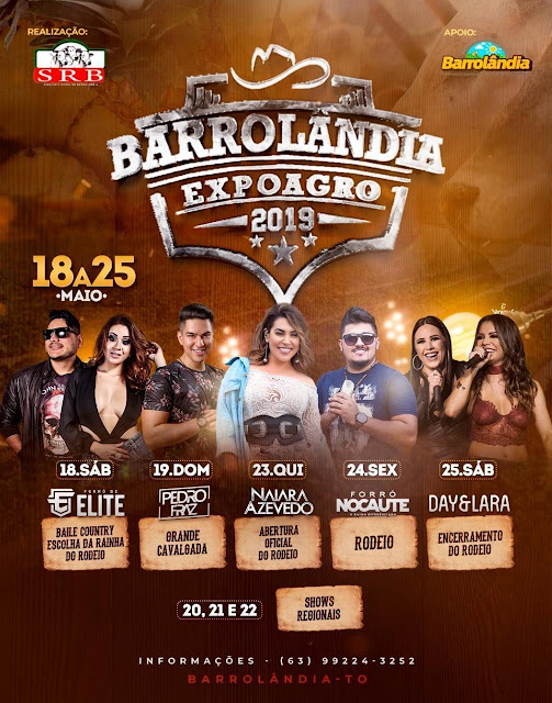 expoagro 2019 barrolandia tocantins