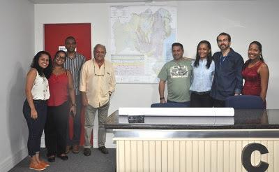 Mapa Geotectônico-Geocronológico da Bahia, produzido em parceria com<br /> a CPRM, é lançado em evento de aniversário da CBPM.