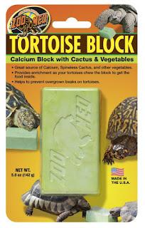"Bloque de calcio ""tortoise block"" de la marca Zoomed"