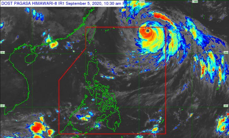 'Bagyong Kristine' PAGASA weather update September 5, 2020